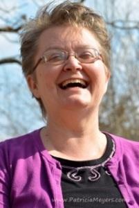 Pat laughing