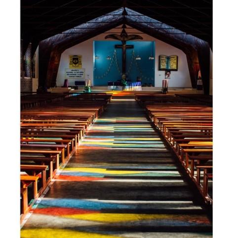 Cathol Cathedral in Rwanda