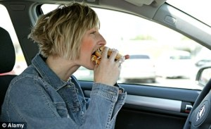 eating while driving1
